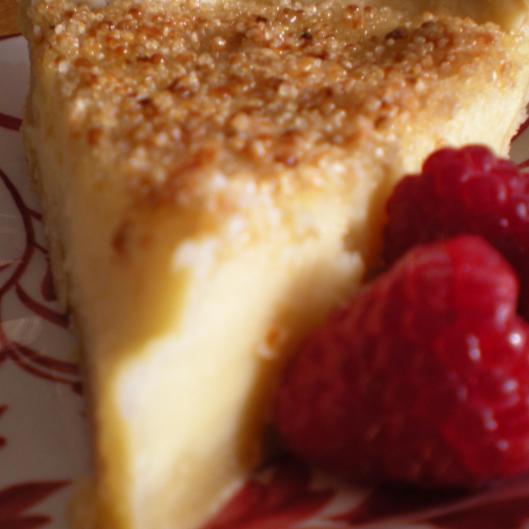 Creme Brulee Pie
