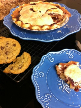 Pie and Cookies